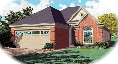 House Plan 46633