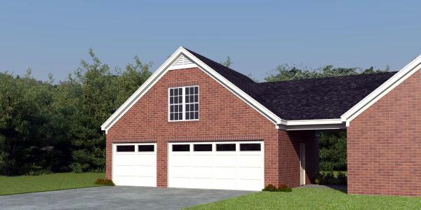 Garage Plan 47050