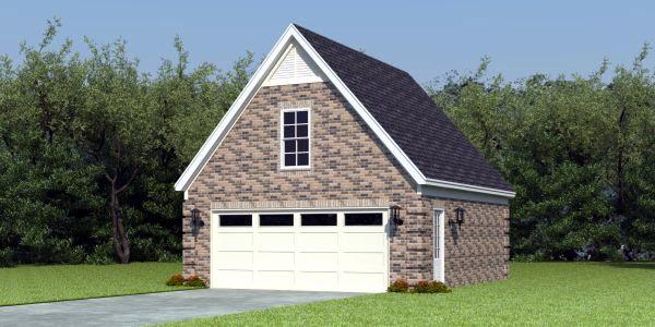 Garage Plan 47079