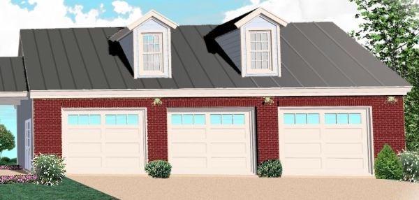 Garage Plan 47083