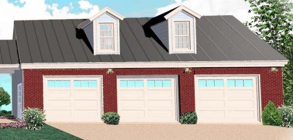 Garage Plan 47087