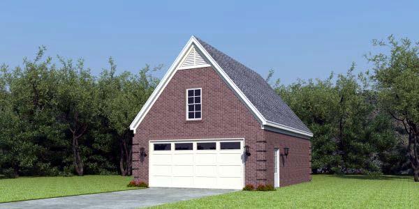 Garage Plan 47114