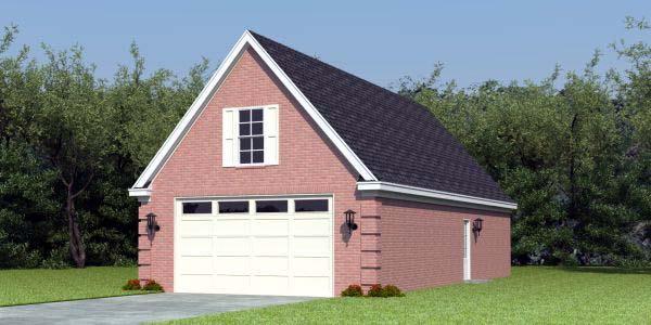 Garage Plan 47115