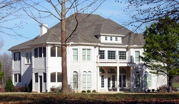 House Plan 47368 with 7 Beds, 7 Baths, 3 Car Garage Front Elevation