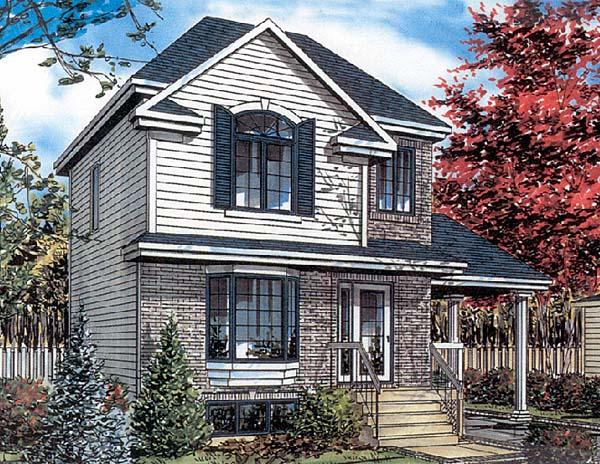 House Plan 48003