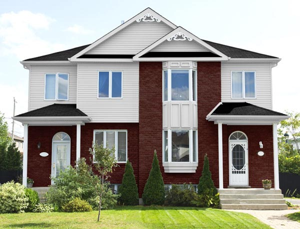 Multi-Family Plan 48298 with 6 Beds, 4 Baths Front Elevation