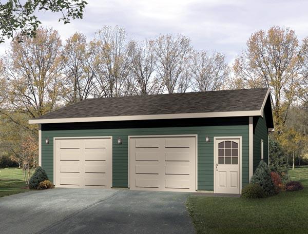 Garage Plan 49014