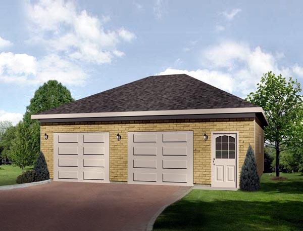 Garage Plan 49042