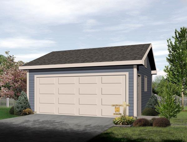 Garage Plan 49047
