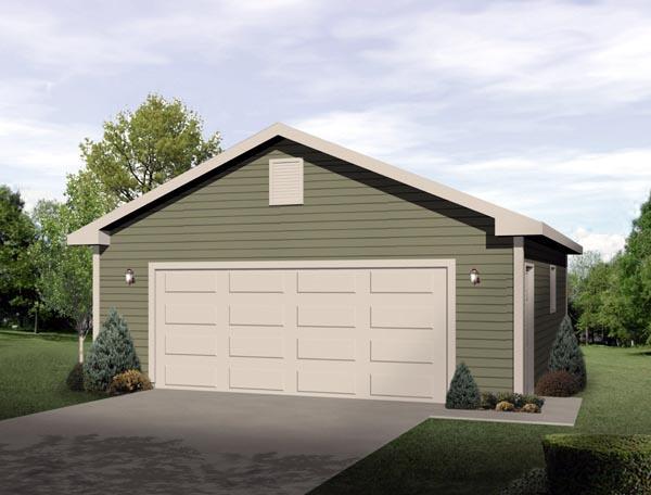 Garage Plan 49048