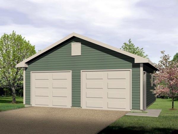 Garage Plan 49050