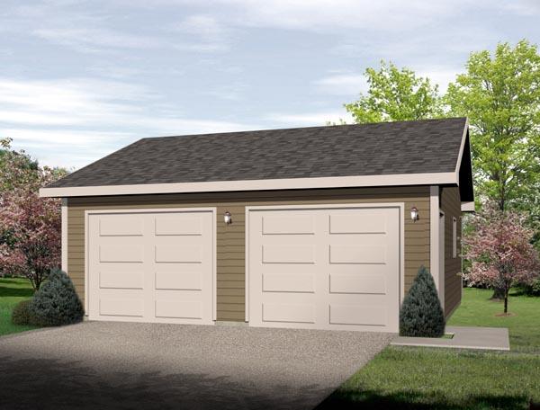 Garage Plan 49051