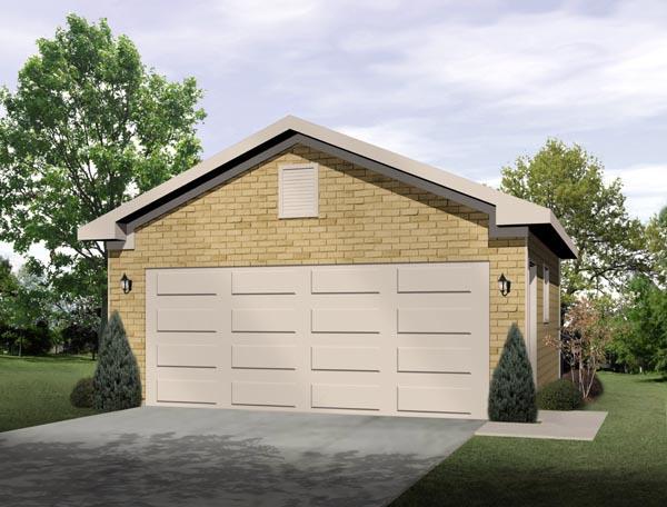 Garage Plan 49052