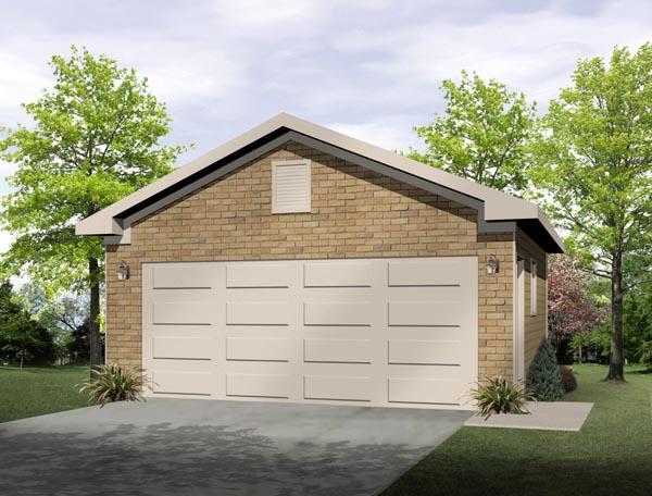 Garage Plan 49054