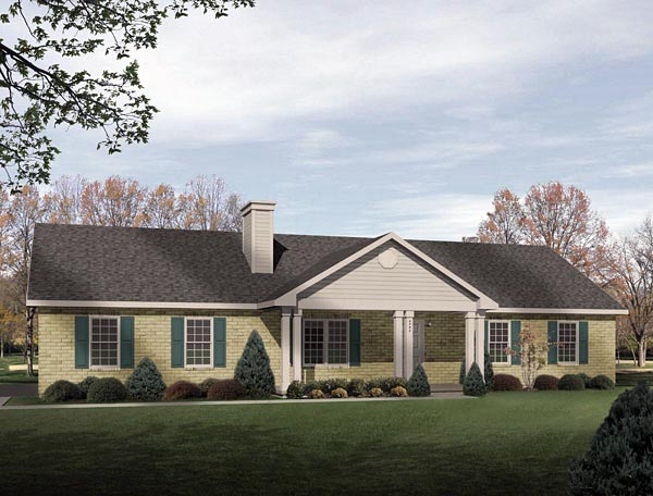 House Plan 49072