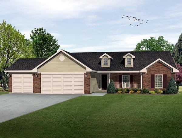 House Plan 49075