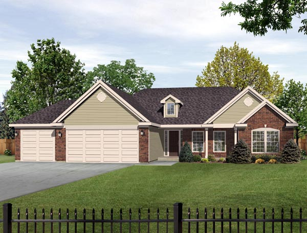 House Plan 49077