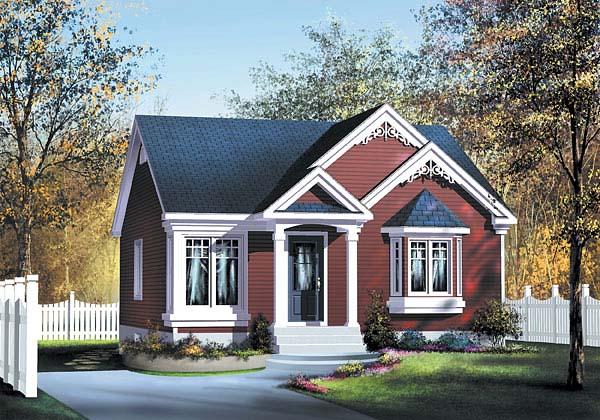 House Plan 49493
