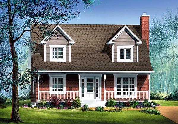 House Plan 49753
