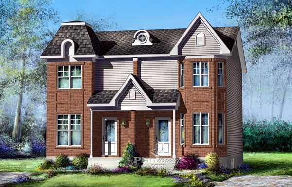 Multi-Family Plan 49802