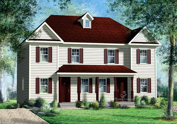 Multi-Family Plan 49813