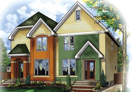 Multi-Family Plan 49850