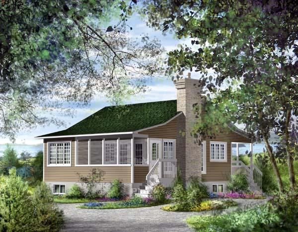 House Plan 49874