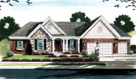Plan Number 50128 - 3325 Square Feet