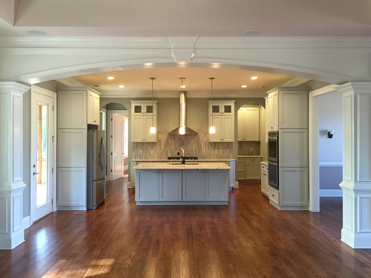 Craftsman, Ranch, Traditional House Plan 50264 with 4 Beds, 3 Baths, 3 Car Garage Picture 1