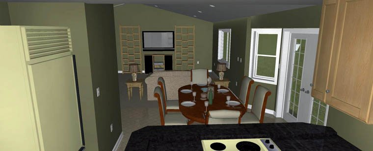 House Plan 50464 with 5 Beds, 4 Baths, 2 Car Garage Picture 24