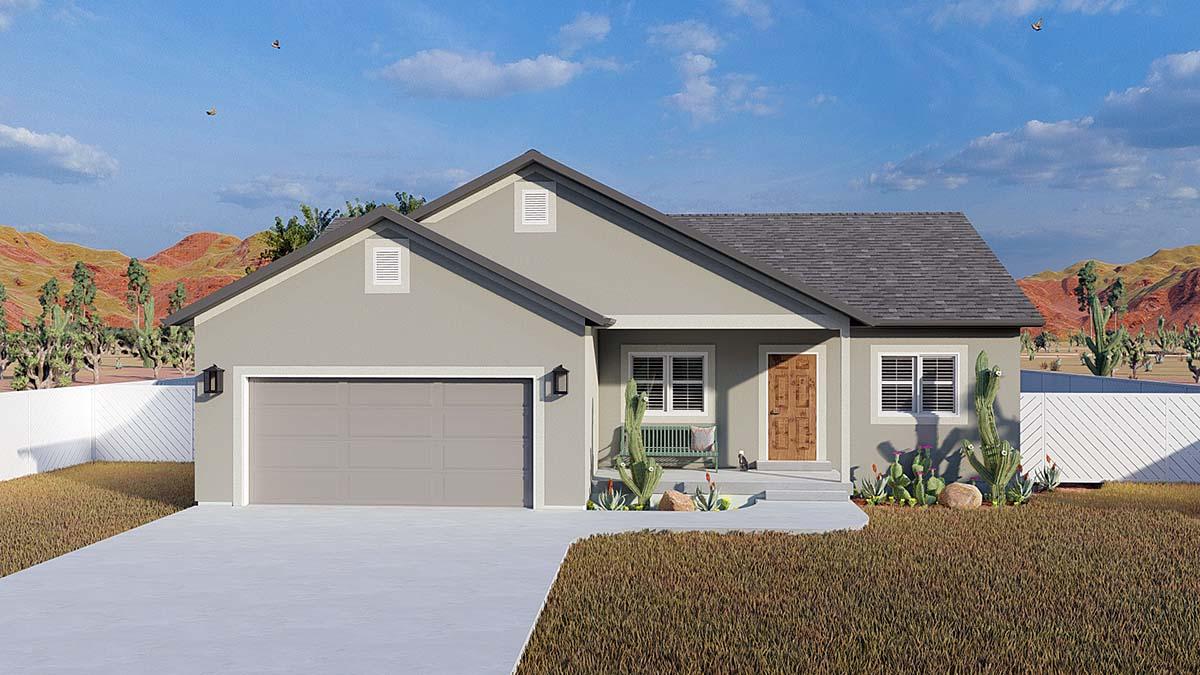 House Plan 50534
