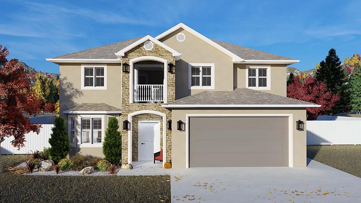 House Plan 50535