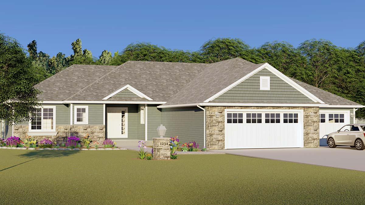 House Plan 50675