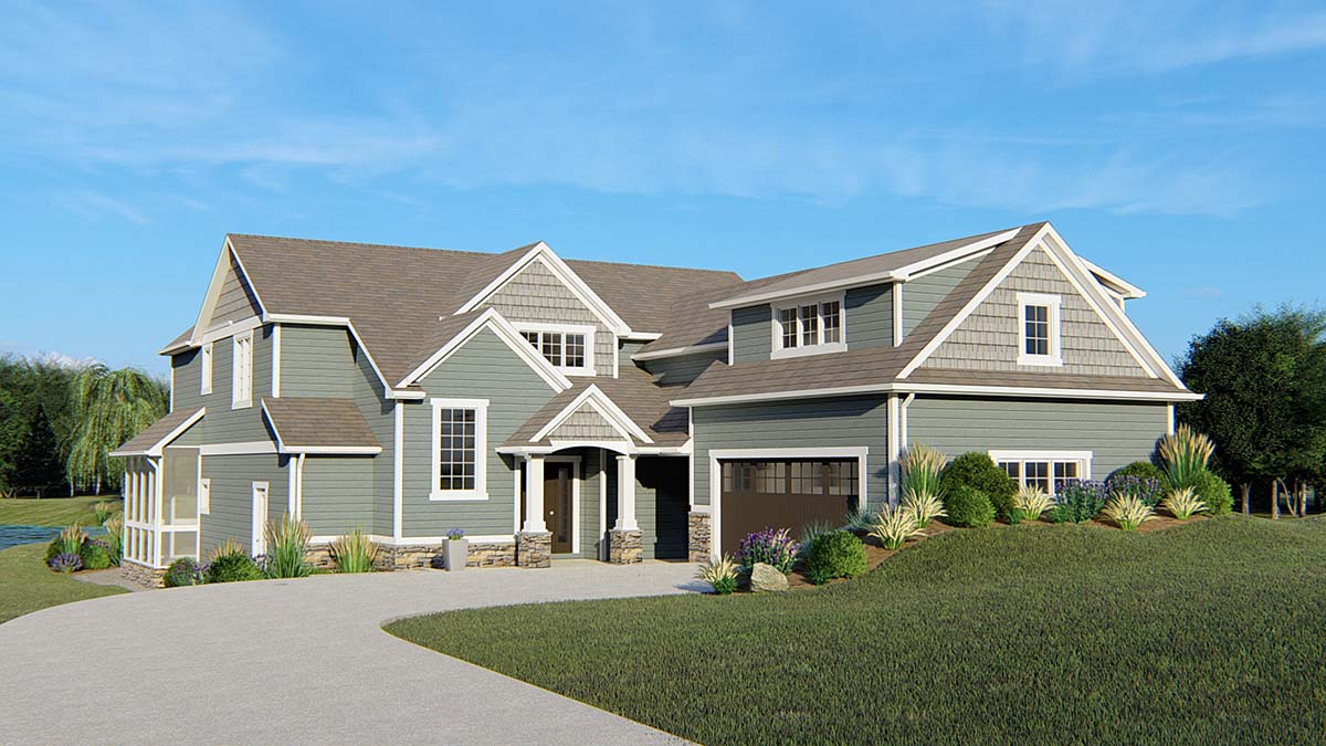 House Plan 50710
