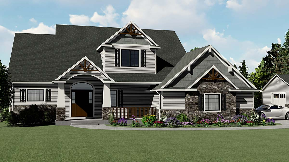 House Plan 50713
