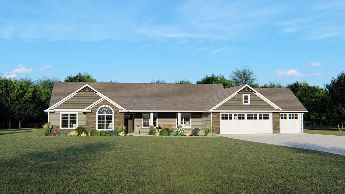 House Plan 50720