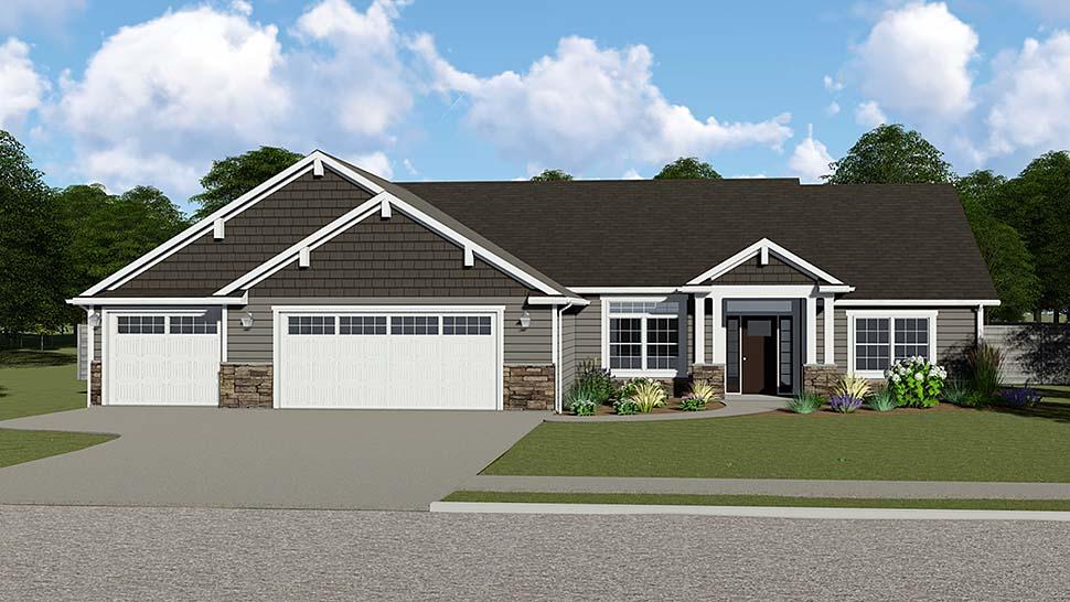 House Plan 50734