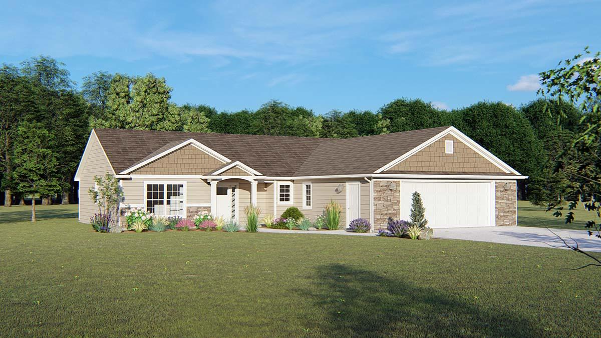 House Plan 50778