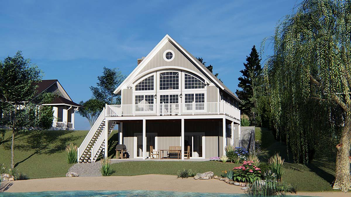 House Plan 50788