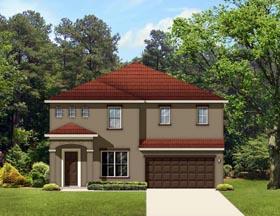 Plan Number 50860 - 3090 Square Feet