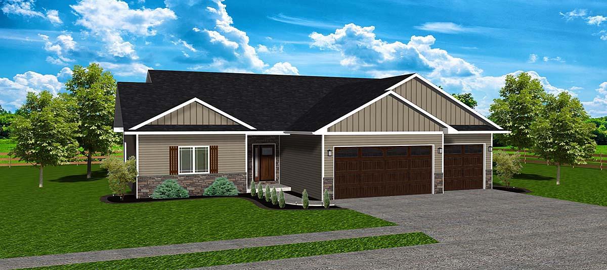 House Plan 50917