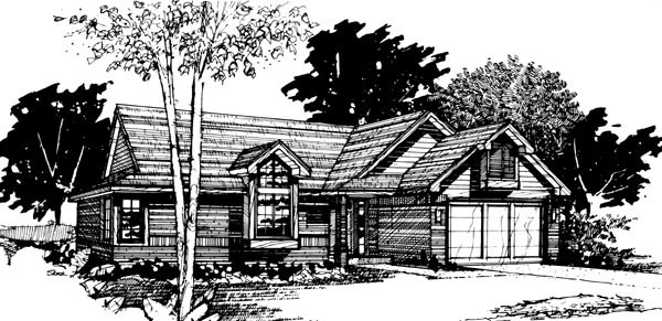 House Plan 51051