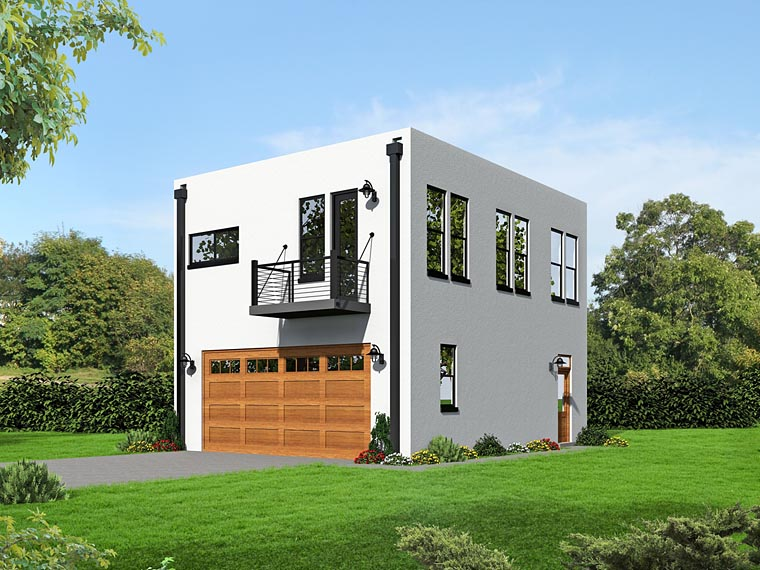 Garage Plan 51493