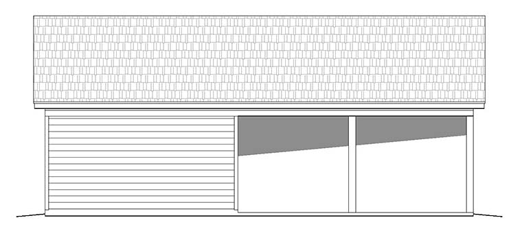 2 Car Garage Plan 51536 Picture 1