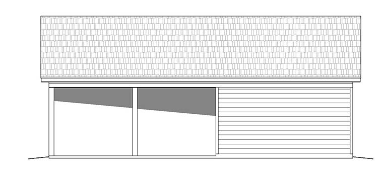 2 Car Garage Plan 51536 Picture 2