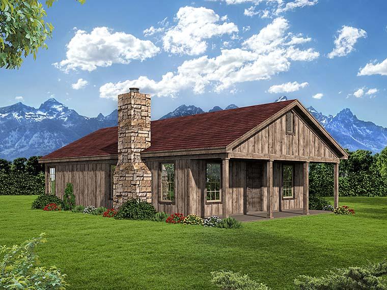 House Plan 51574