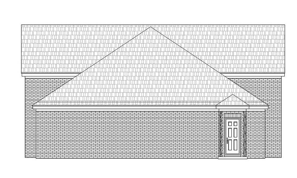 3 Car Garage Plan 51624, RV Storage Picture 2