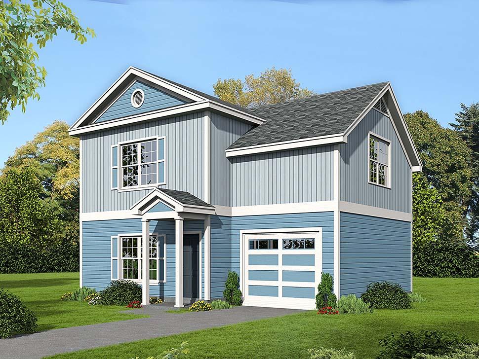 House Plan 51638
