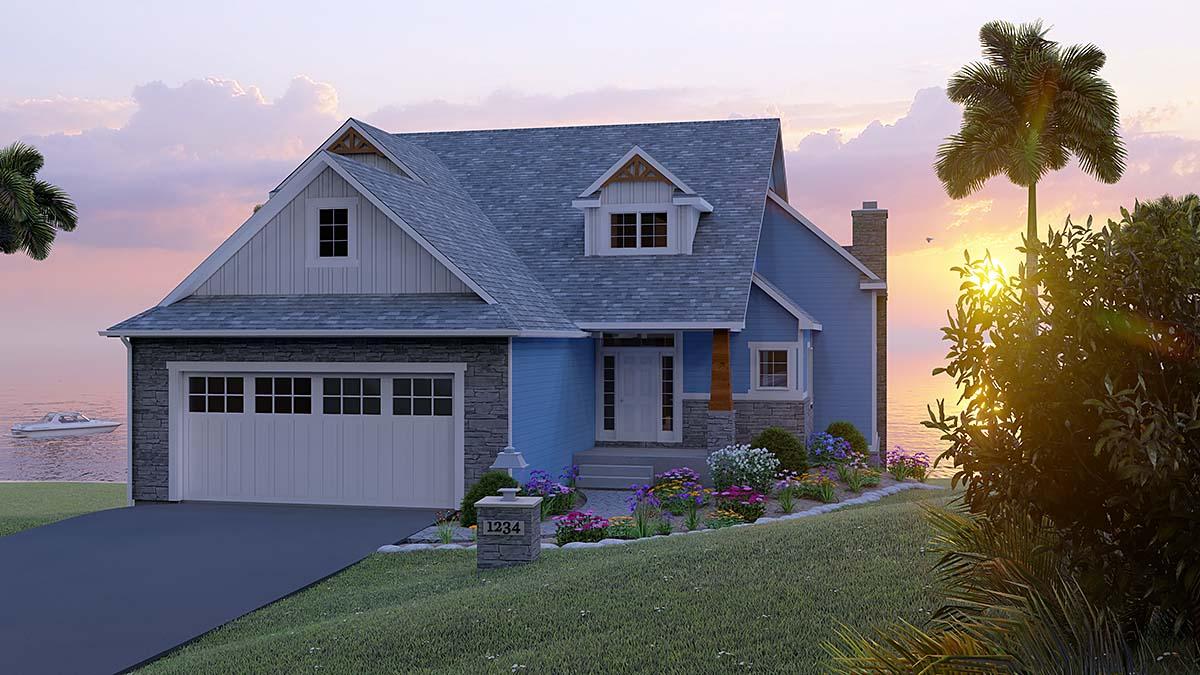House Plan 51851