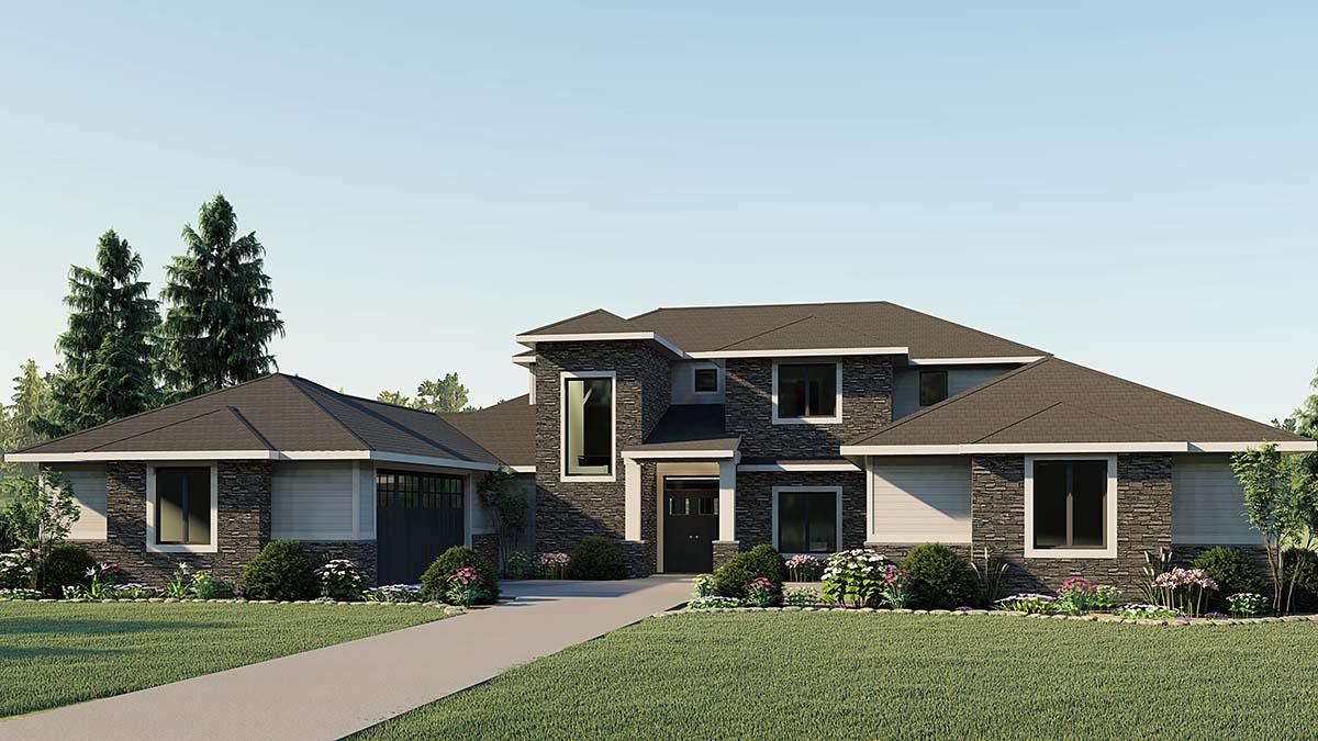 House Plan 51866